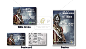 cmcn colorful in full gear message series advertisement