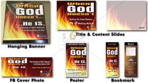 cmcn colorful when God doesn't message series advertisement