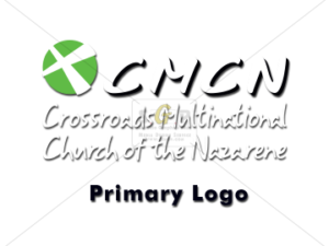 cmcn primary logo in color with white text