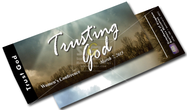 Colorful-women-trusting-god-bookmark-advertisement